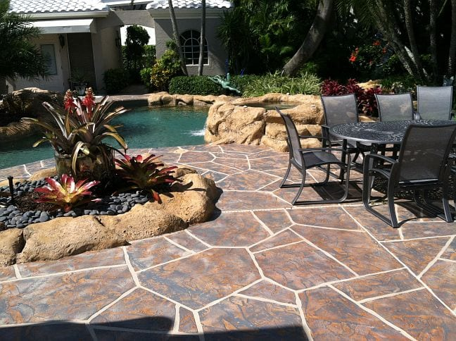 Using Stamped Concrete as a solution to improve your home