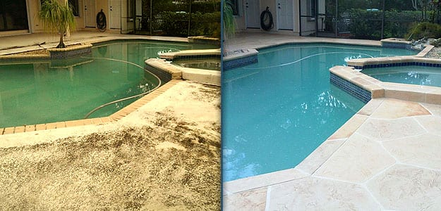 Stamped Concrete | Concrete Resurfacing | Concrete Overlays