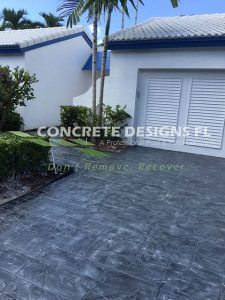 concrete design fl