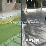Concrete and Pool Deck Resurfacing
