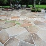 Top Concrete Stamped Patio