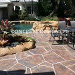 Best Concrete Stamped Patio