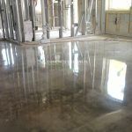 epoxy polished concrete